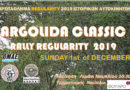 ARGOLIDA CLASSIC RALLY REGULARITY 2019