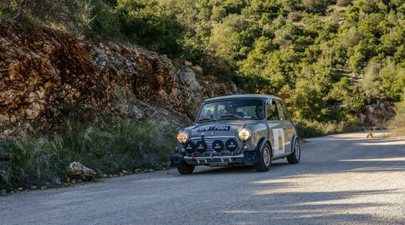 ARGOLIDA CLUSSIC RALLY REGULARITY 2019 – Αποτελέσματα